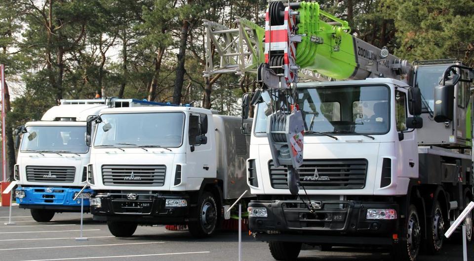 Украинский рынок грузовиков в 2018 году снова вырос