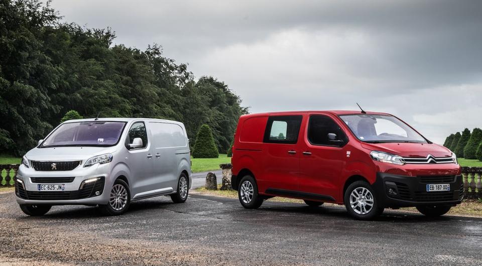 Peugeot и Citroen бьют рекорды в сегменте LCV