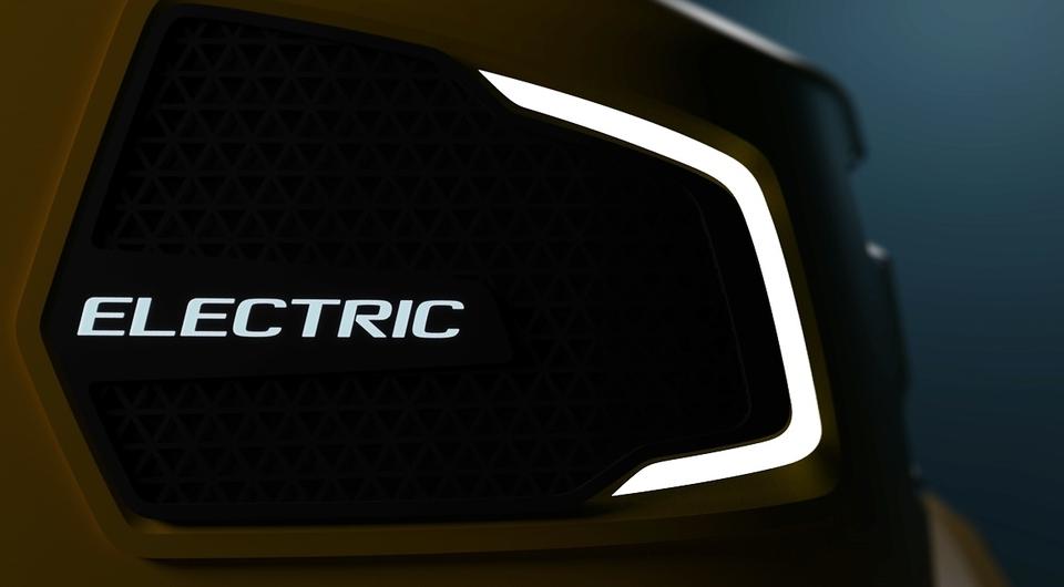 Volvo CE готовит к выпуску линейку электрической мини-техники