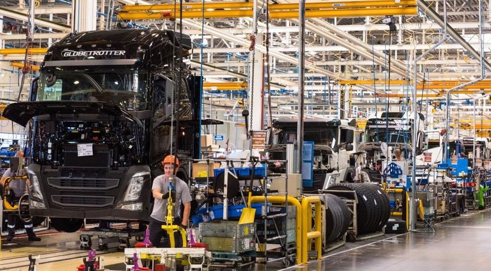 Первый юбилей российского завода Volvo Trucks