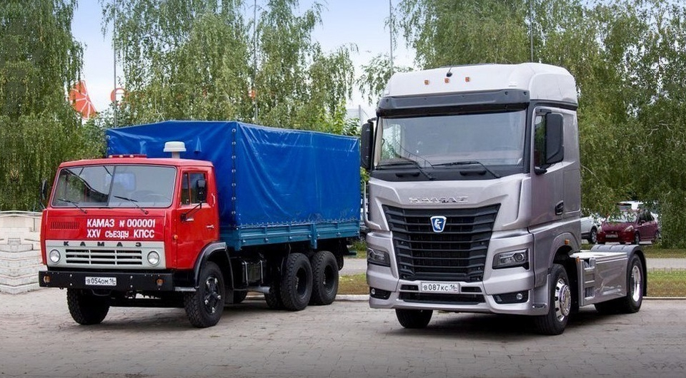 Новое оборудование для производства КАМАЗ К5