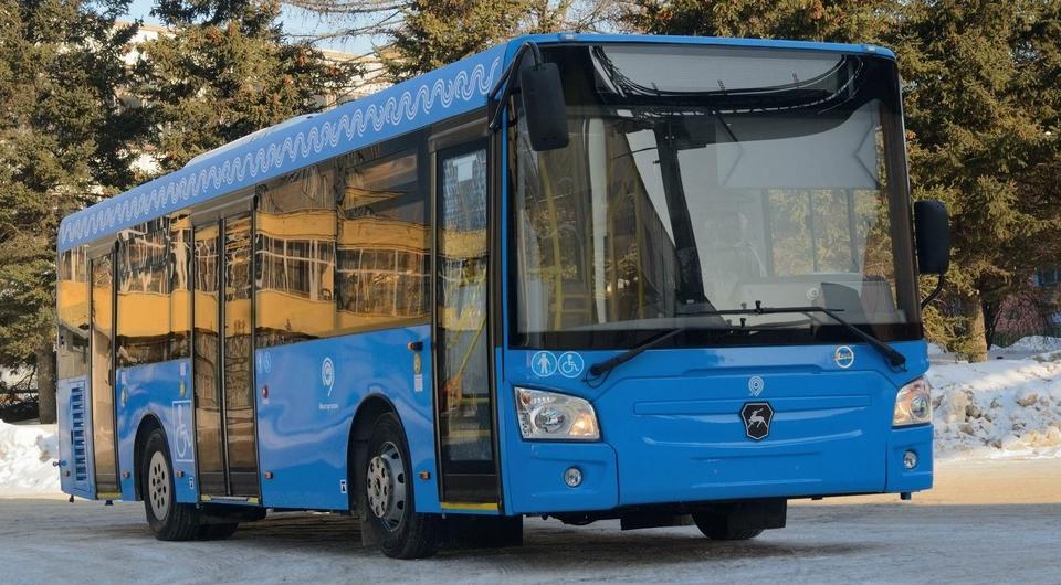 Полтысячи ликинских автобусов для Москвы