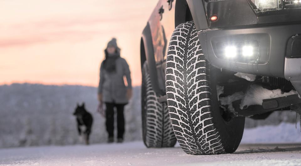 Nokian: новая зимняя шина для легких грузовиков