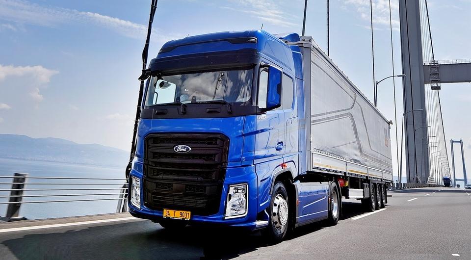 Ford Trucks F-MAX: объявлена российская цена