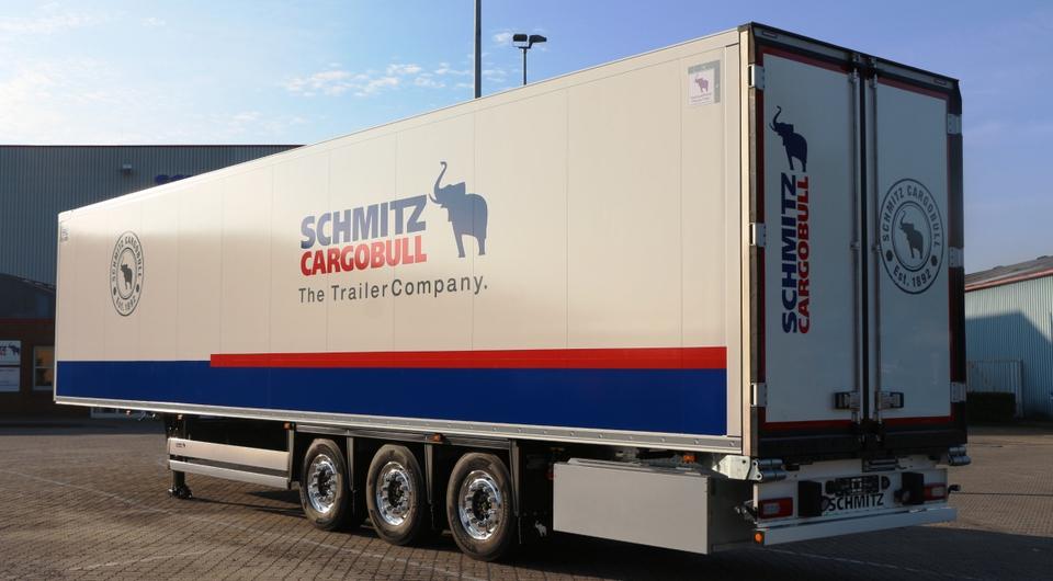 Schmitz Cargobull: сертификат соответствия требованиям GDP