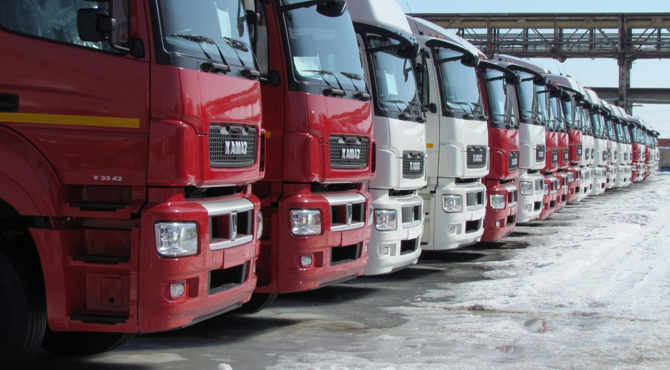 «Евроцемент груп» купит тысячу газовых КАМАЗов