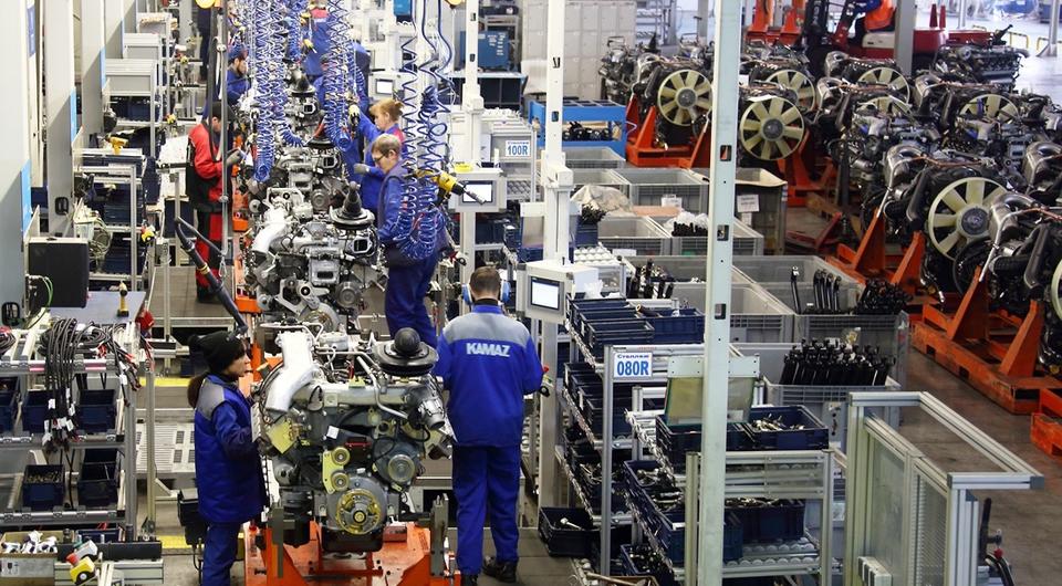 КАМАЗ озвучил планы по выпуску новых дизелей