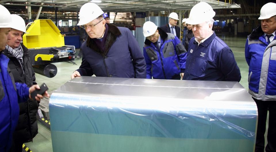 КАМАЗ запускает производство алюминиевых баков