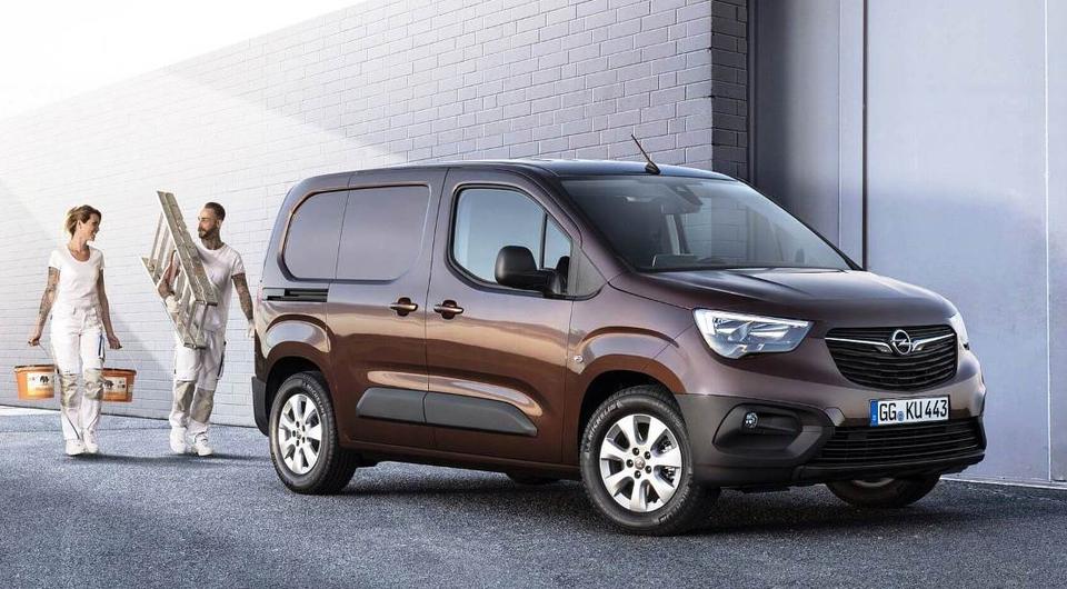 Малотоннажники Opel появятся на российском рынке?