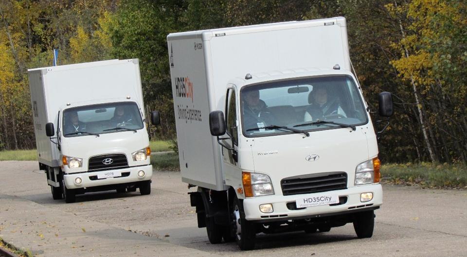 «Деловые линии» тестируют грузовики Hyundai