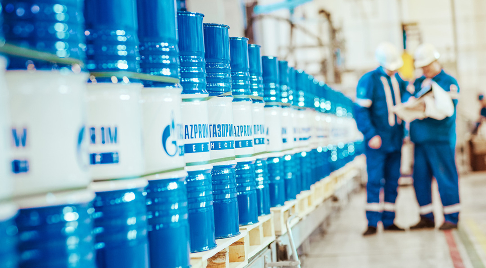 Gazpromneft Hydraulic HVZF: новые гидравлические масла