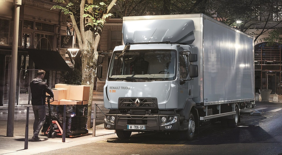 Renault Trucks демонстрирует мировой рост