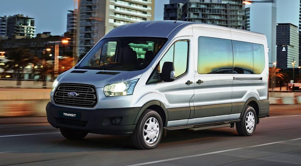 Ford Sollers: прощайте, легковушки, вперед, Ford Transit!