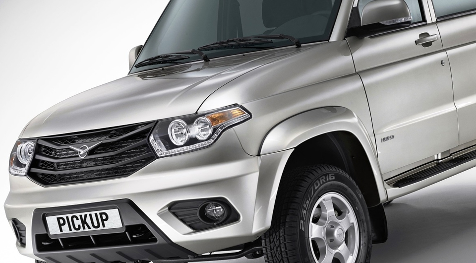 УАЗ готовит новые пассажирские и грузовые внедорожники