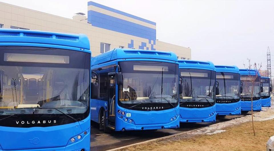Volgabus поставит автобусы в Кузбасс
