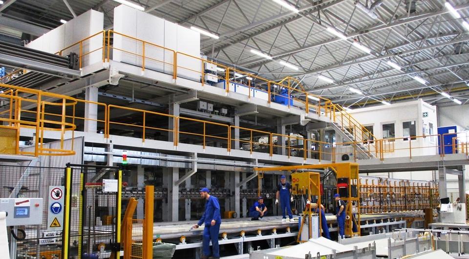 Литовский завод Schmitz Cargobull втрое увеличил мощности