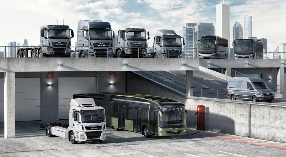 MAN Truck & Bus: обобщенный итог за 2018 год