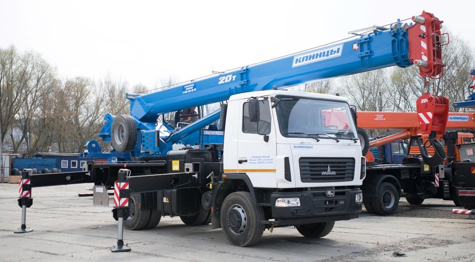 20-тонник «Клинцы» подвергли модернизации