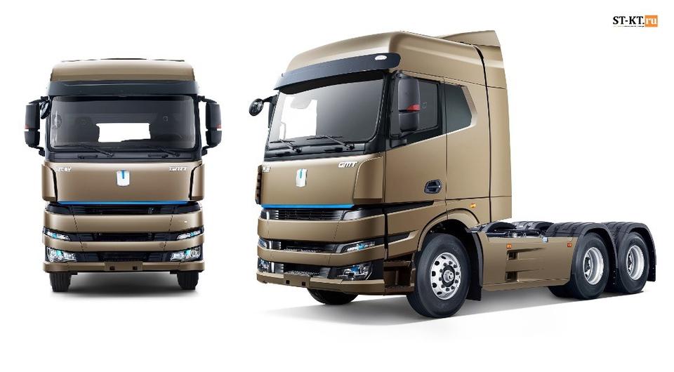 Метаноловые грузовики Yuan Cheng запущены в серию