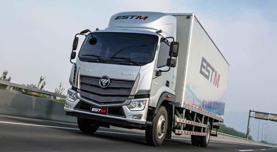 Foton EST M 1221: старт российских продаж