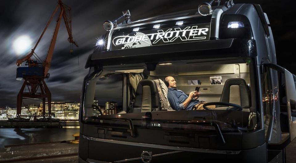 Volvo FH: плюс 600 литров комфорта