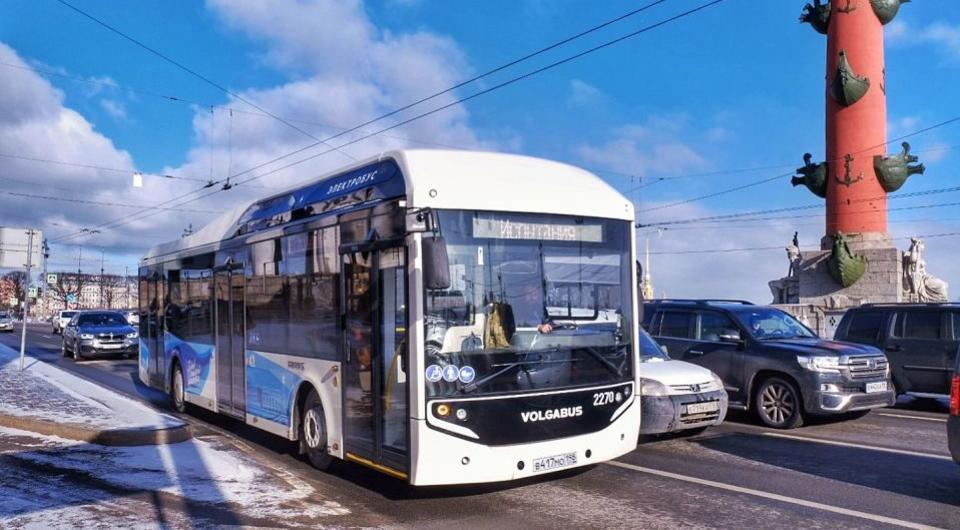 SPbTransportFest: транспортные новинки соберутся в Санкт-Петербурге