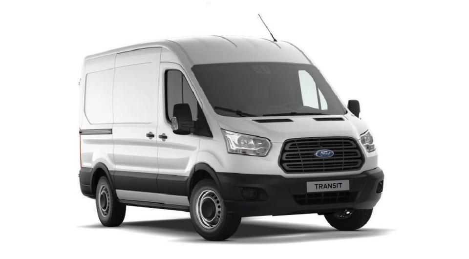 70 000 Ford Transit российского производства