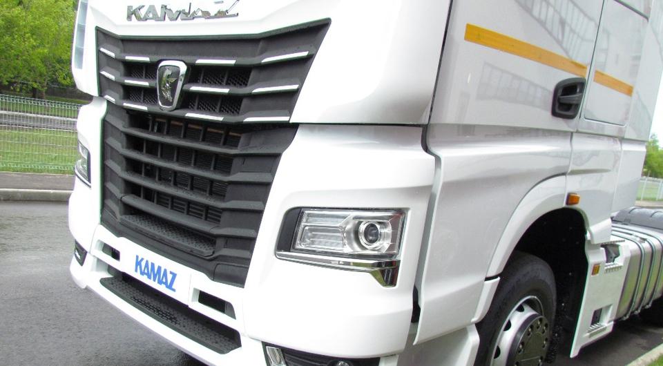 КАМАЗ К5 полностью заместит дорожные камские грузовики