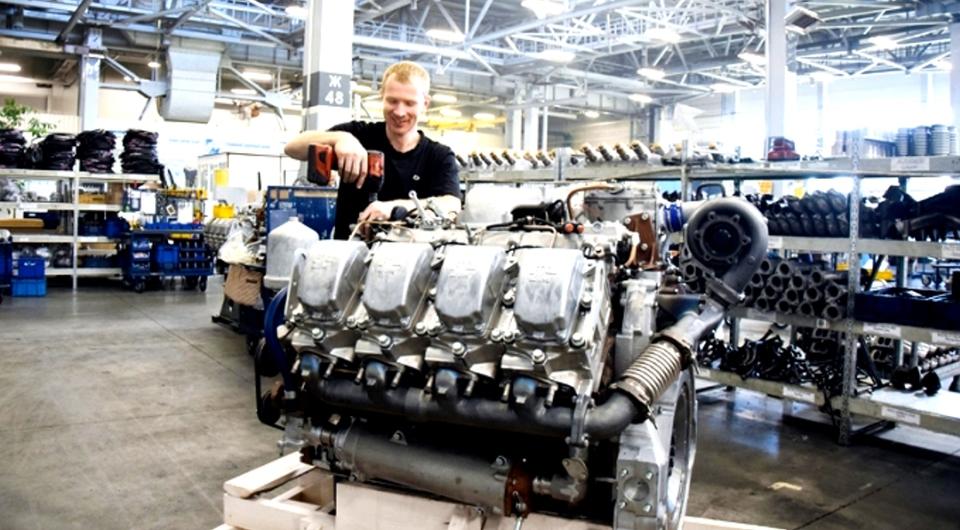 ТМЗ: начат выпуск модернизированных дизелей