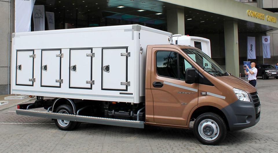 «Газель NEXT 4.6»: фургон с холодным нутром