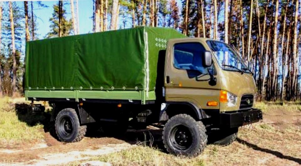 Bogdan Motors готовит замену советской «шишиге»