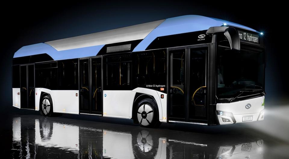 Solaris Urbino 12 hydrogen: топливо – водород