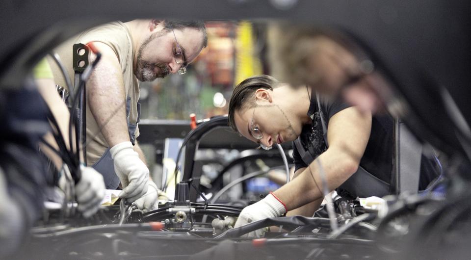 «Собер Авто» ремонтирует и обслуживает Actros и Axor