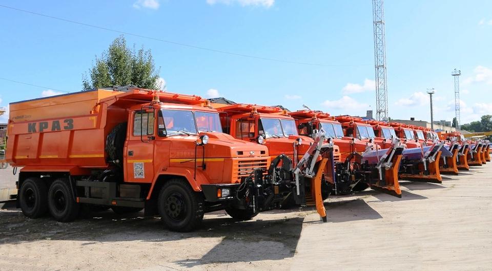 АВТОКРАЗ выиграл крупный заказ на поставку КДМ