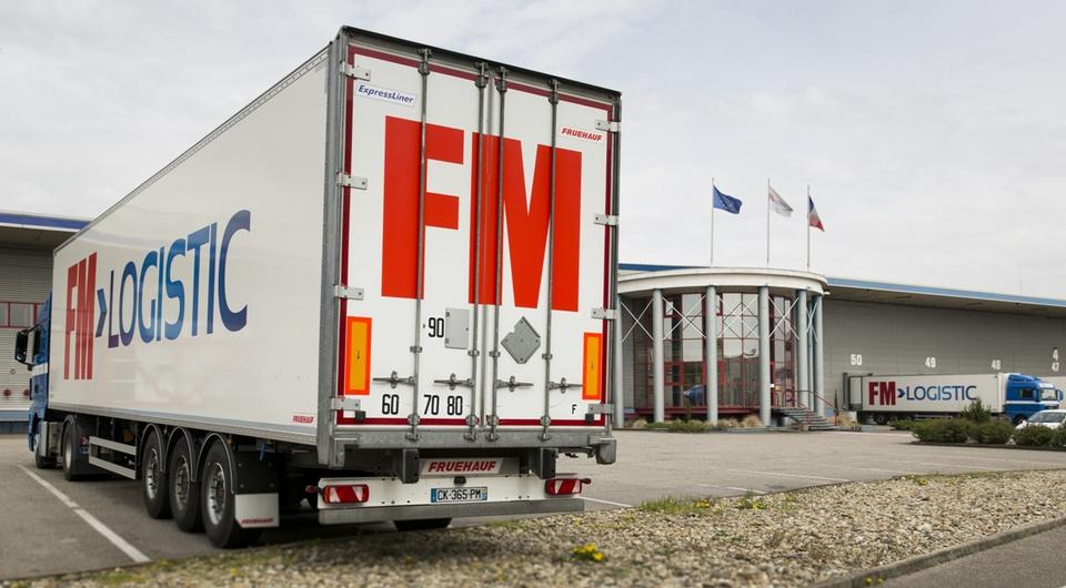 FM Logistic: сервис создания заявок и контроля доставок