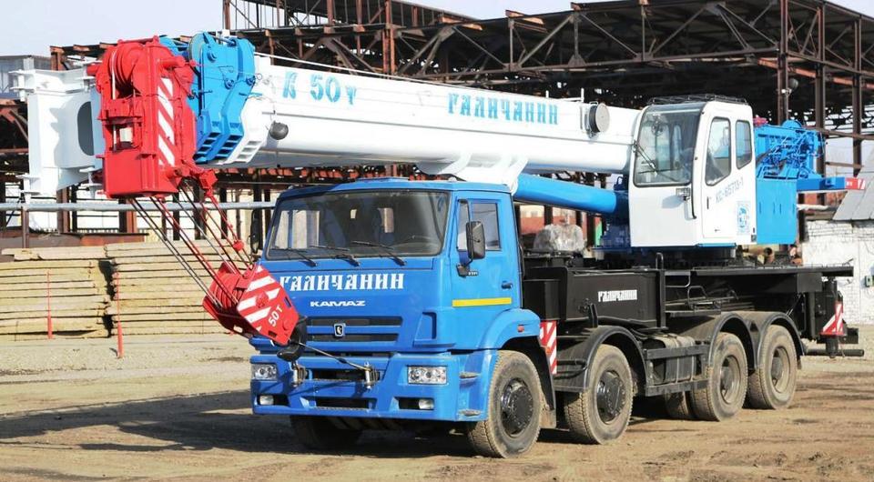 Галичские 50-тонники: модернизация без подорожания