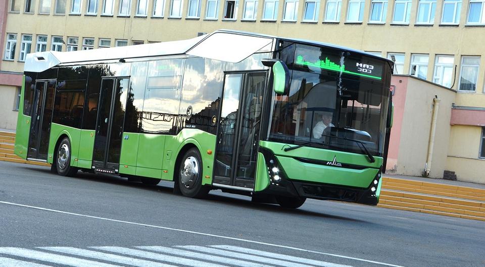 МАЗ 303. Автобус в третьем поколении