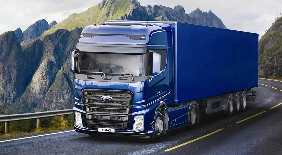 TIP Trailer Services поможет Ford Trucks в покорении Европы
