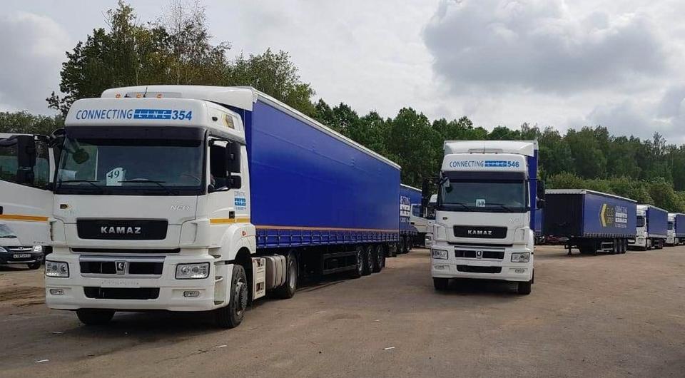 Газодизельные КАМАЗы для московского перевозчика