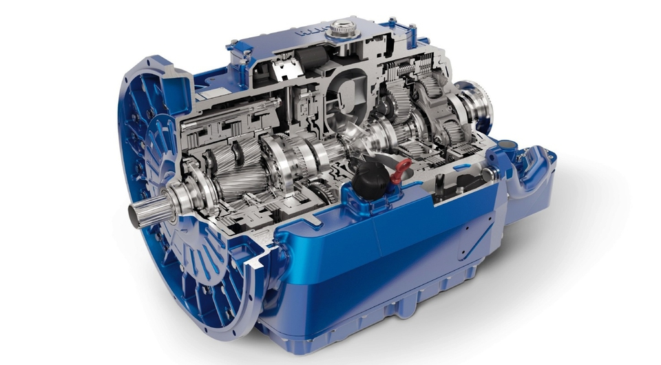 Инновационный электропривод Voith Electrical Drive System