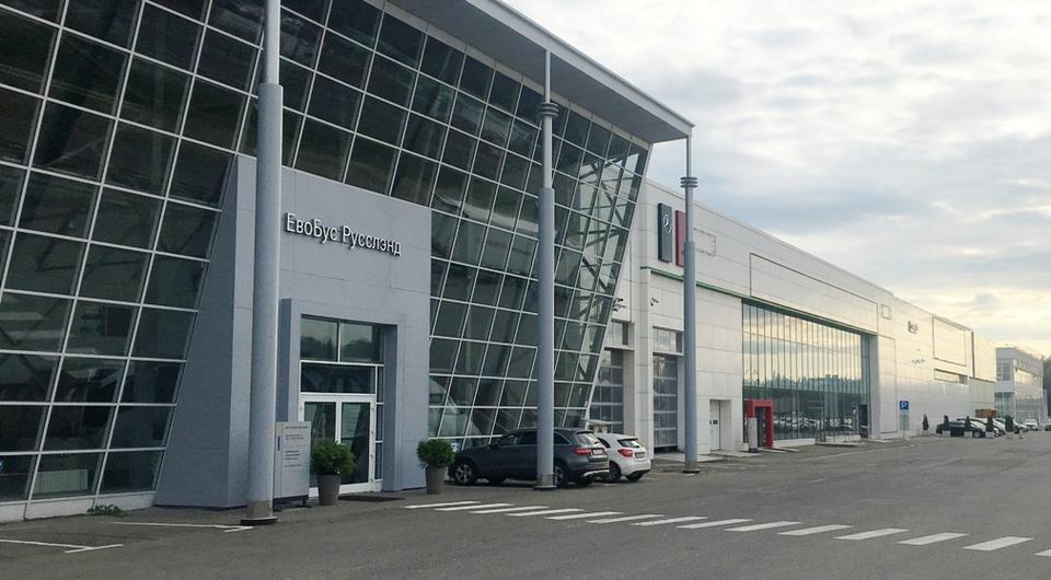 Сервис-центр грузовиков Mercedes-Benz открыт в Краснознаменске