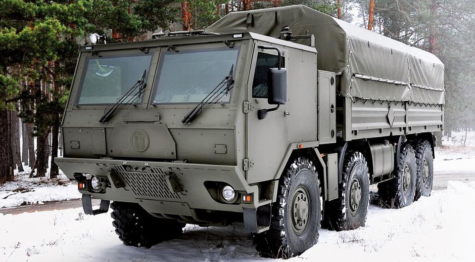 TATRA для чешской армии на 1,5 млрд долларов