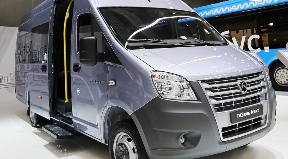 Пассажирская «Газель» с улучшенным двухтопливным EvoTech