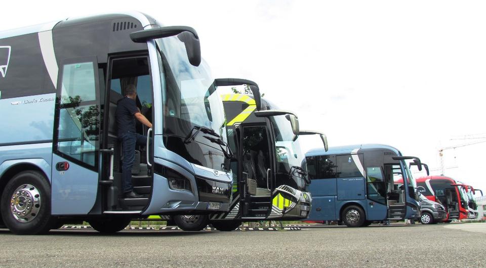Автобусы MAN: 100 лет заводу в Плауэне