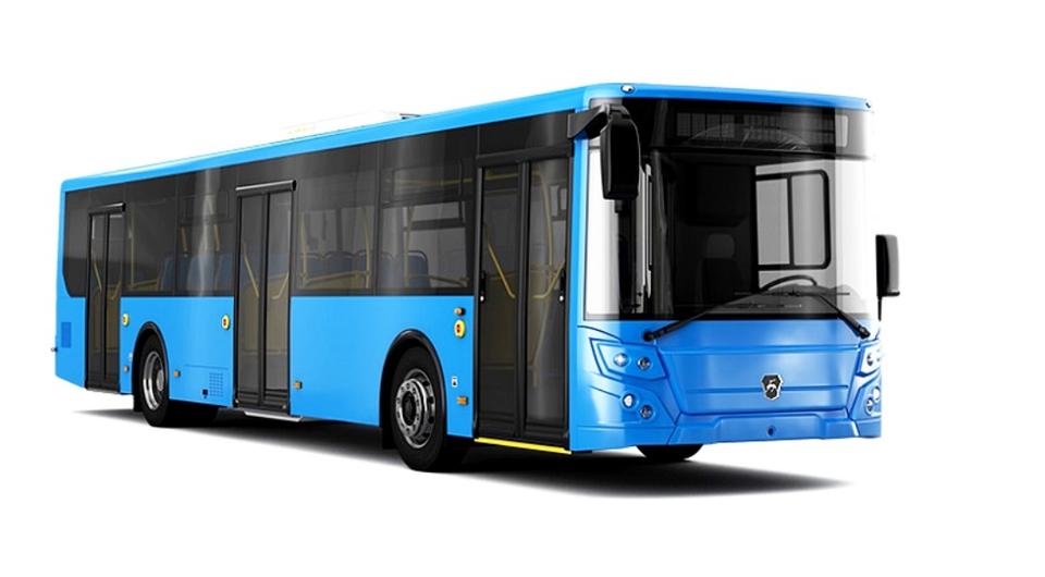 Мострансавто получит 661 автобус ЛиАЗ-5292