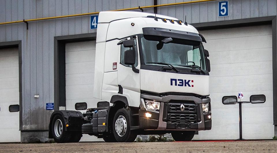 Сотый Renault Trucks Т-серии для компании «АВТО-ПЭК»