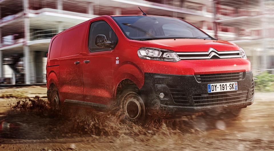 Peugeot и Citroen: цены на коммерческие полноприводники