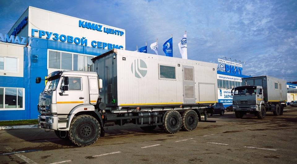 РИАТ поставил IDS GROUP мобильные водогрейные установки
