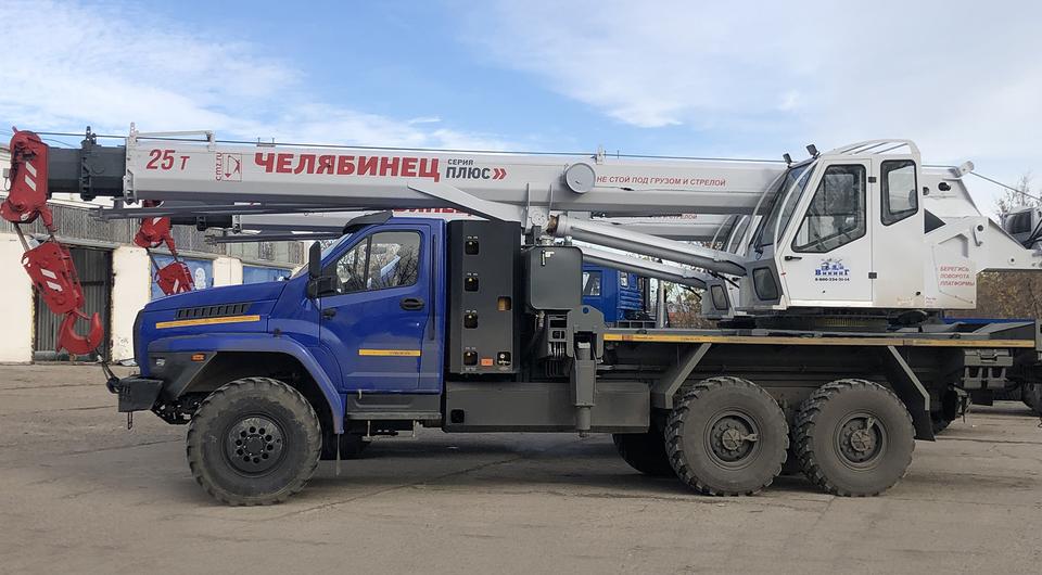 «Газпром» продолжает закупать газовые «Уралы»