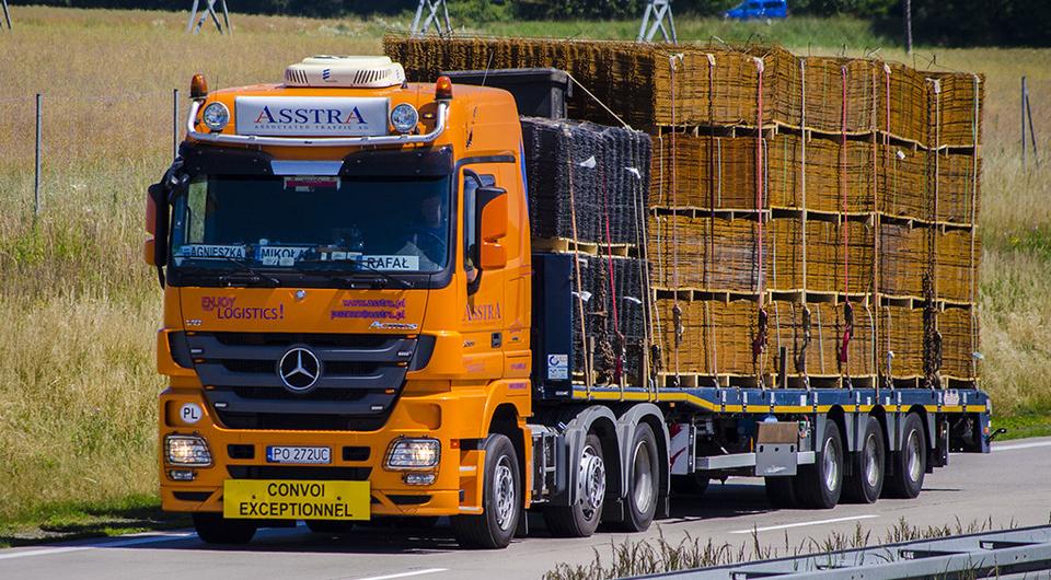 AsstrA подвела итоги перевозок товаров Hi-Tech